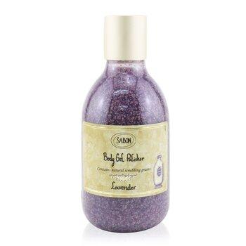 Body Gel Polisher - Lavender  300ml/10oz