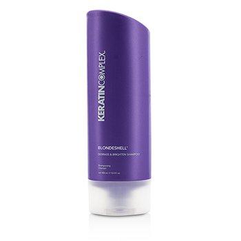 Keratin Complex Blondeshell Debrass & Brighten Shampoo  400ml/13.5oz