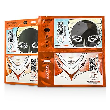 SEXYLOOK 2 Step Synergy Effect Mask - Double Enhanced Moisturizing  3pcs