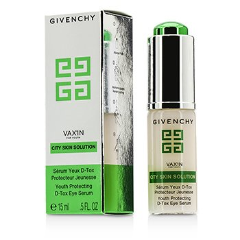 Givenchy Vax'In For Youth City Skin Solution Youth Protecting D-Tox Eye Serum  15ml/0.5oz