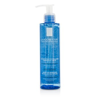 La Roche Posay Physiological Make-Up Remover Micellar Water Gel - For Sensitive Skin  195ml/6.59oz
