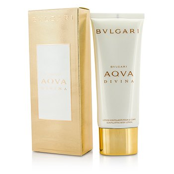 Bvlgari Aqva Divina Scintillating Body Lotion  100ml/3.4oz
