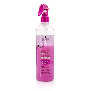 Schwarzkopf BC Color Freeze pH 4.5 Spray Conditioner (For Coloured Hair)  400ml/13.6oz