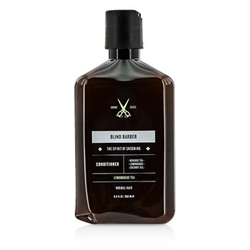 Blind Barber Lemongrass Tea Conditioner (Normal Hair)  250ml/8.5oz