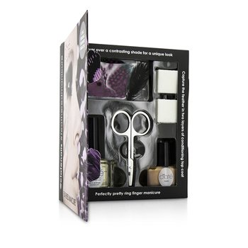 Ciate Feathered Manicure Set - All A Flutter  -