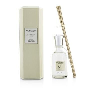 Triple Strength Fragrance Diffuser - Marseille (Gardenia)  250ml/8.45oz