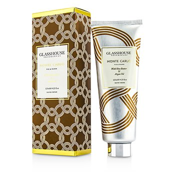 Glasshouse Hand Cream - Monte Carlo (Fig & Guava)  125ml/4.23oz