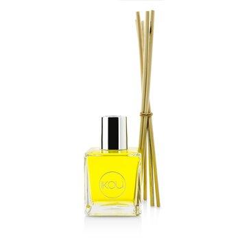 iKOU Aromacology Diffuser Reeds - Nurture (Italian Orange Cardamom & Vanilla - 9 months supply)