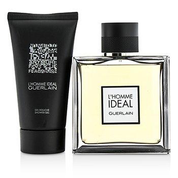 L'Homme Ideal Coffret: Eau De Toilette Spray 100ml/3.3oz + Shower Gel 75ml/2.5oz  2pcs