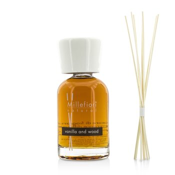 Natural Fragrance Diffuser - Vanilla & Wood  100ml/3.38oz