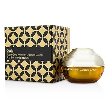 Ottie Royal Gold Nutrition Capsule Cream  50g/1.76oz