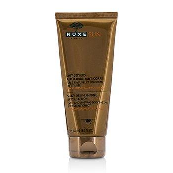 Nuxe Nuxe Sun Silky Self-Tanning Body Lotion  100ml/3.3oz