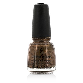 China Glaze Nail Lacquer - Soft Sienna Silks (590)  14ml/0.5oz