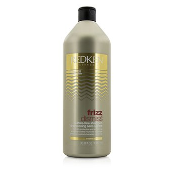 Redken Frizz Dismiss Shampoo (Humidity Protection and Smoothing)  1000ml/33.8oz