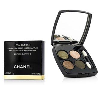 Chanel Les 4 Ombres Quadra Eye Shadow - No. 254 Tisse D'Automne  2g/0.07oz