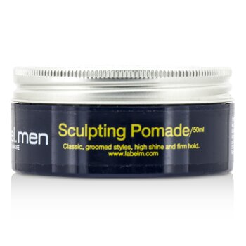 Label.M Men's Sculpting Pomade (Classic, Groomed Styles, High Shine and Firm Hold)  50ml/1.7oz