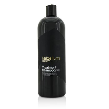 Label.M Treatment Shampoo (Daily Lightweight Treatment For Chemically Treated or Coloured Hair)  1000ml/33.8oz