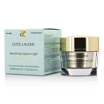 Estee Lauder Revitalizing Supreme Light Global Anti-Aging Creme Oil-Free  50ml/1.7oz
