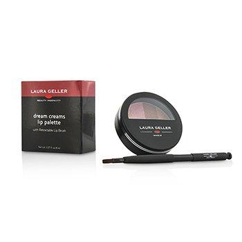 Laura Geller Dream Creams Lip Palette With Retractable Lip Brush - #Sunswept  8ml/0.27oz