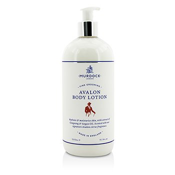 Murdock Avalon Body Lotion  500ml/16.7oz