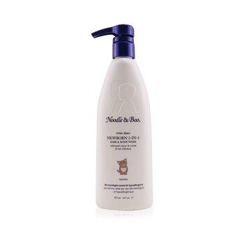 Noodle & Boo Newborn 2-in-1 Hair & Body Wash  473ml/16oz