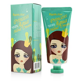 Farm Stay Princess Aqua Hand Cream  80g/2.66oz