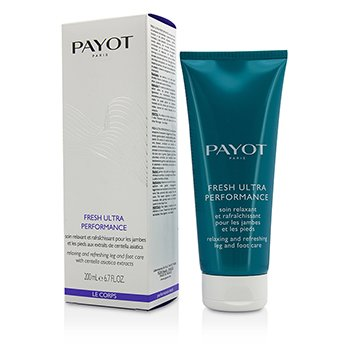 Payot Le Corps Fresh Ultra Performance Relaxing & Refreshing Leg & Foot Care  200ml/6.7oz
