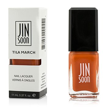 JINsoon Nail Lacquer (Tila March Collection) - #Enflammee  11ml/0.37oz