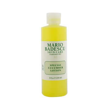 Mario Badescu Special Cucumber Lotion - For Combination/ Oily Skin Types  236ml/8oz