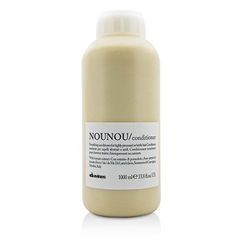 Davines Nounou Nourishing Conditioner (For Highly Processed or Brittle Hair)  1000ml/33.8oz
