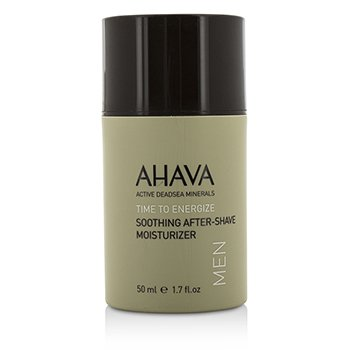 Ahava Time To Energize Soothing After-Shave Moisturizer (Unboxed)  50ml/1.7oz
