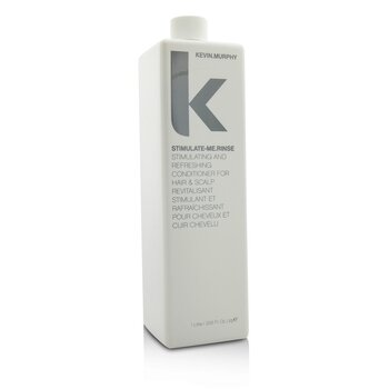 Kevin.Murphy Stimulate-Me.Rinse (Stimulating and Refreshing Conditioner - For Hair & Scalp)  1000ml/33.6oz
