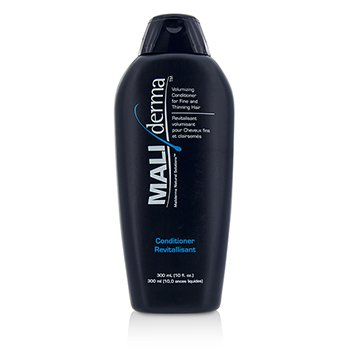 Maliderma Volumizing Conditioner - For Fine and Thinning Hair (Exp. Date: 03/2018)  300ml/10oz
