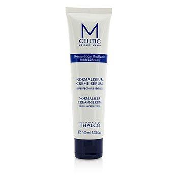 Thalgo MCEUTIC Normalizer Cream-Serum - Salon Size  100ml/3.38oz