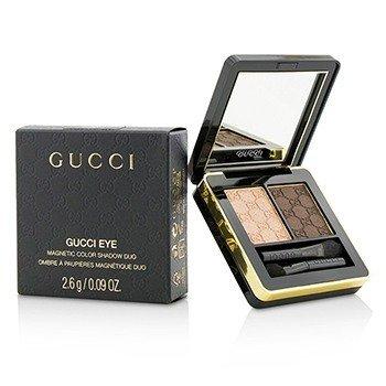 Gucci Magnetic Color Shadow Duo - #020 Amaretto  2.6g/0.09oz