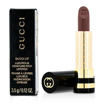 Gucci Luxurious Moisture Rich Lipstick  - #480 Lush Maroon  3.5g/0.12oz