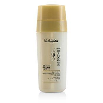 L'Oreal Professionnel Expert Serie - Sealing Repair Lipidium Double Serum - Leave In (For Sealing Split Ends & Very Damaged Hair)  2x15ml/0.5oz