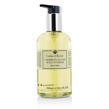 Crabtree & Evelyn Caribbean Island Wild Flowers Hand Wash  300ml/10.1oz