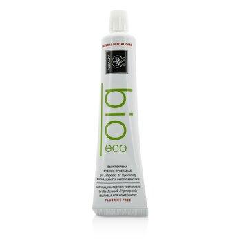 Apivita Bio-Eco Natural Protection Toothpaste With Fennel & Propolis  75ml/2.53oz