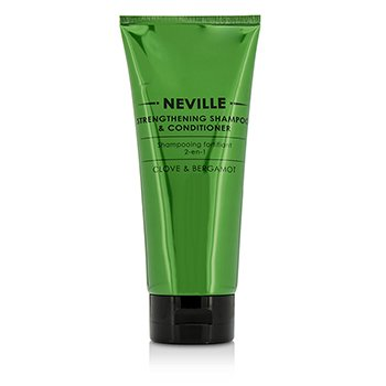 Neville Strengthening Shampoo & Conditioner (For All Hair Types)  200ml/6.76oz