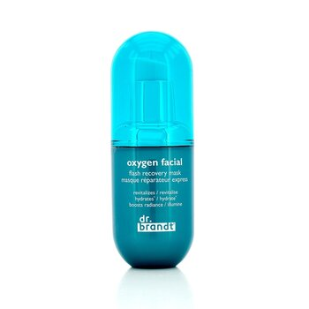 Dr. Brandt Oxygen Facial Flash Recovery Mask  40ml/1.4oz