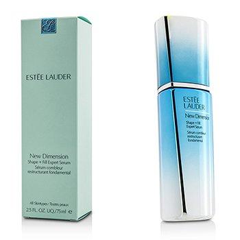 Estee Lauder New Dimension Shape + Fill Expert Serum  75ml/2.5oz