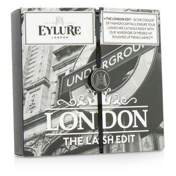 The London Edit False Lashes Multipack  3pairs