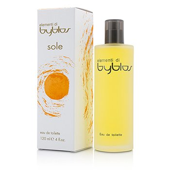 Byblos Sole Eau De Toilette Spray  120ml/4oz
