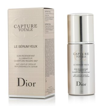 Christian Dior Capture Totale 360 Light-Up Open-Up Replenishing Eye Serum  15ml/0.5oz