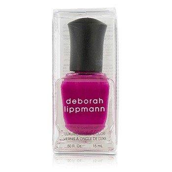 Deborah Lippmann Luxurious Nail Color - We Are Young (Haute Hot Pink Creme)  15ml/0.5oz