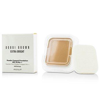 Bobbi Brown Extra Bright Powder Compact Foundation SPF 25 Refill - #4 Natural  13g0.45oz