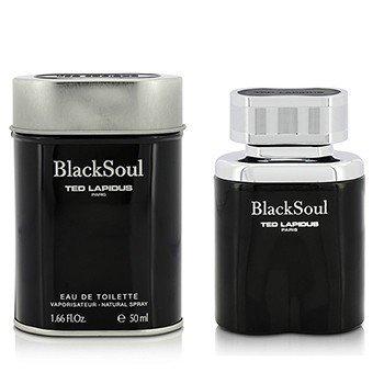 Ted Lapidus Black Soul Eau De Toilette Spray  50ml/1.66oz