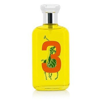 Big Pony Collection For Women #3 Yellow Eau De Toilette Spray (Unboxed)  100ml/3.4oz