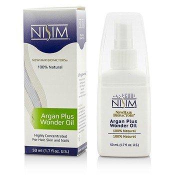 Nisim Argan Plus Wonder Oil  50ml/1.7oz